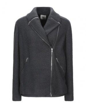 Куртка ALYSI. Цвет: серый
