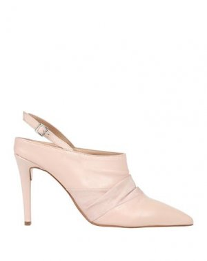 Полусапоги и высокие ботинки FORMENTINI. Цвет: светло-розовый