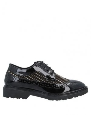 Обувь на шнурках BLU BYBLOS. Цвет: черный