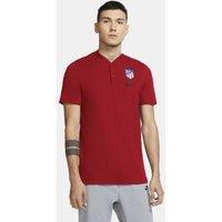Мужская рубашка-поло Atlético de Madrid - Красный Nike