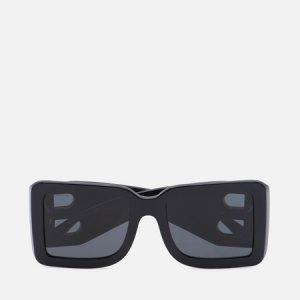 Солнцезащитные очки Frith Burberry. Цвет: чёрный