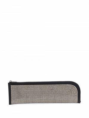 Декорированный кошелек на молнии Rick Owens. Цвет: черный