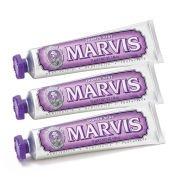 Набор Зубная паста с жасмином и мятой Jasmine Mint Toothpaste Bundle (3 х 85 мл) Marvis