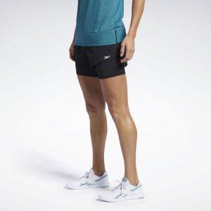Спортивные шорты Running Epic 2-в-1 Reebok