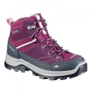 577c7aa1963955 Ботинки Для Горных Походов Детские Mh500 Mid Высокие Водонепроницаемые  QUECHUA