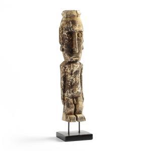 Статуэтка из дерева, В.47 см, Semarang AM.PM. Цвет: бежевый
