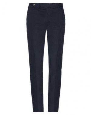 Повседневные брюки GANT. Цвет: синий