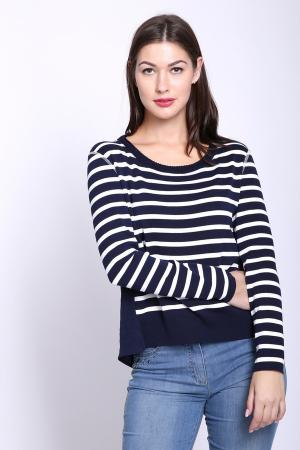 Пуловер Marc Cain. Цвет: синий