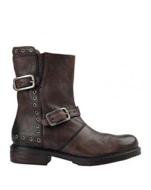 Полусапоги и высокие ботинки JP/DAVID. Цвет: хаки
