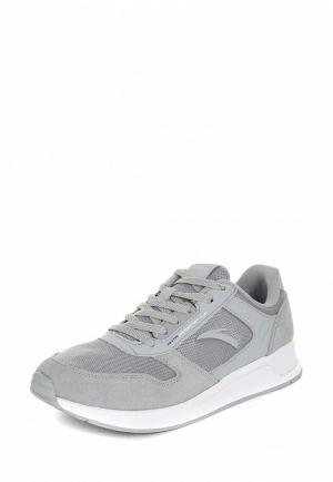 Кроссовки Anta Lifestyle. Цвет: серый