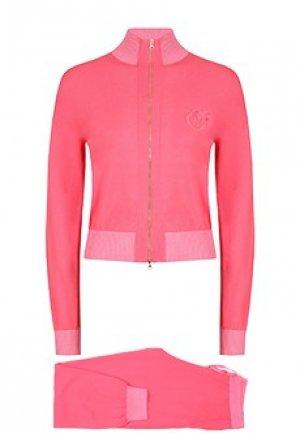 Спортивный костюм PINKO. Цвет: розовый