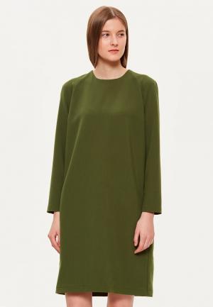 Платье Base Forms. Цвет: зеленый