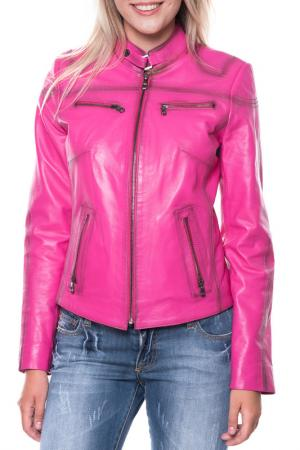 Куртка GIORGIO DI MARE. Цвет: fuchsia