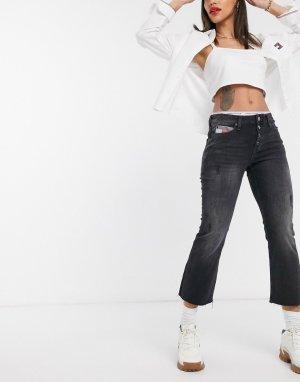 Расклешенные джинсы -Черный цвет Tommy Jeans