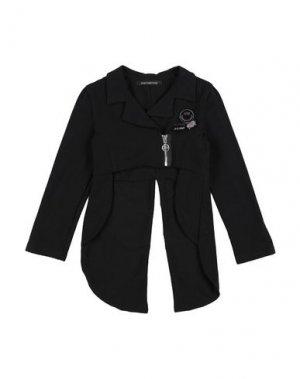 Пиджак FORNARINA. Цвет: черный