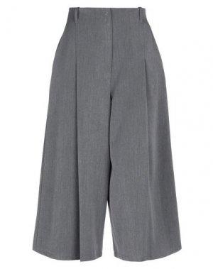 Длинная юбка B.YU. Цвет: серый