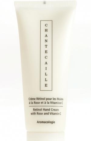 Ретиноловый крем для рук с розой и витамином Chantecaille. Цвет: бесцветный