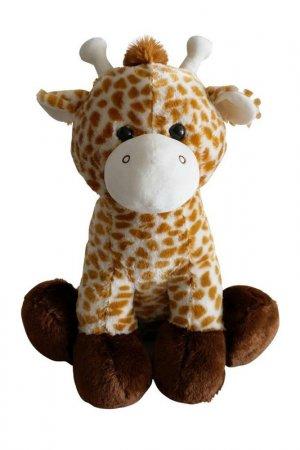 Мягкая игрушка Жираф 60 см MOLLI. Цвет: коричневый, белый, бежевый