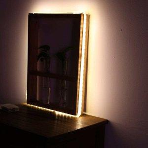 2M Струнный свет 4.5V SHEIN. Цвет: жёлтые