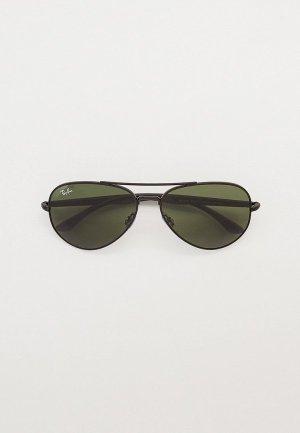 Очки солнцезащитные Ray-Ban® RB3675 002/31. Цвет: черный