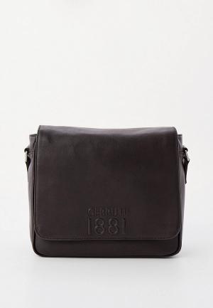 Портфель Cerruti 1881. Цвет: коричневый