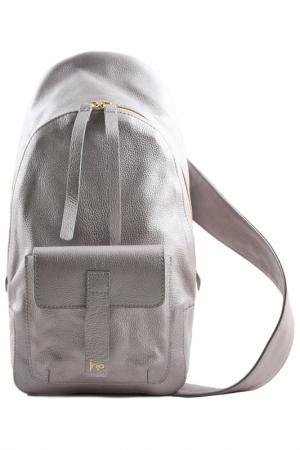 Рюкзак Frija. Цвет: серый