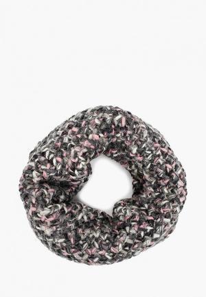 Снуд Buff Knitted & Fleece Neckwarmer Margo. Цвет: разноцветный