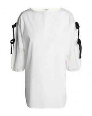 Блузка DAY BIRGER ET MIKKELSEN. Цвет: белый