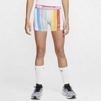 Короткие шорты для девочек школьного возраста Nike Pro