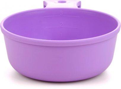 Миска KASA WILDO. Цвет: фиолетовый