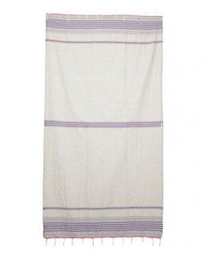 Пляжное полотенце VERDISSIMA. Цвет: светло-серый