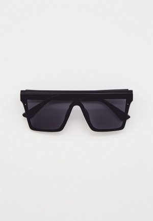 Очки солнцезащитные Beautyparad STONE. Цвет: черный