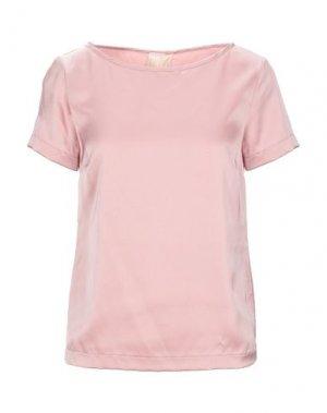 Блузка KARTIKA. Цвет: розовый