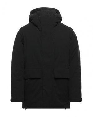 Легкое пальто DRYKORN. Цвет: черный