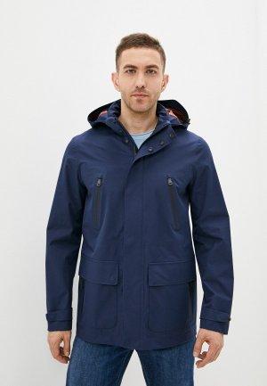 Куртка Geox AMPHIBIOX. Цвет: синий