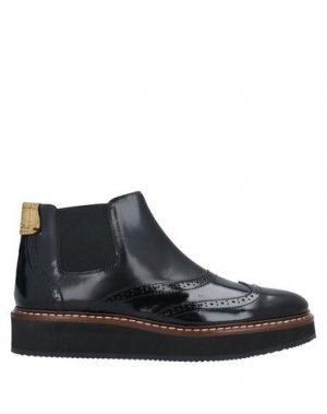 Полусапоги и высокие ботинки ALVIERO MARTINI 1a CLASSE. Цвет: черный