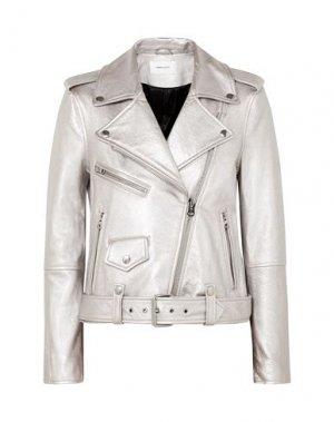 Куртка CURRENT/ELLIOTT. Цвет: серебристый