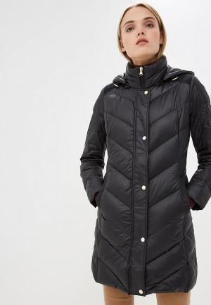 Куртка утепленная Lauren Ralph. Цвет: черный