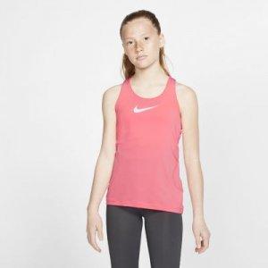 Майка для девочек школьного возраста Pro Nike