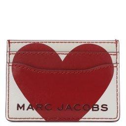 Холдер д/кредитных карт M0015851 белый MARC JACOBS