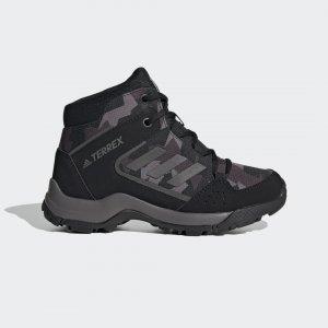 Ботинки для хайкинга Terrex Hyperhiker adidas. Цвет: черный