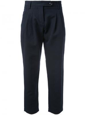 Классическая джинсовая куртка YMC. Цвет: синий