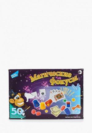Игра настольная Dream Makers Магические фокусы. Цвет: разноцветный