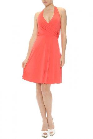 Платье Acasta. Цвет: оранжевый