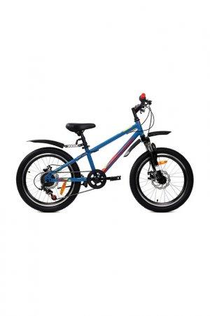 Велосипед UNIT 20 3.0 disc Forward. Цвет: темно-синий, красный