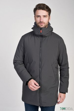 Куртка Bomboogie. Цвет: серый