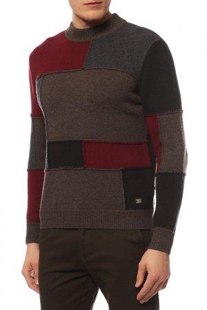 Пуловер Bogner. Цвет: коричневый