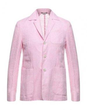 Пиджак RODA. Цвет: розовый