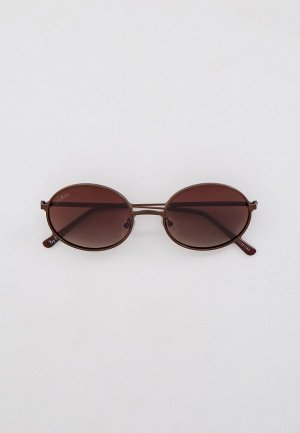 Очки солнцезащитные Ray Flector с поляризационными линзами, RF0804. Цвет: коричневый