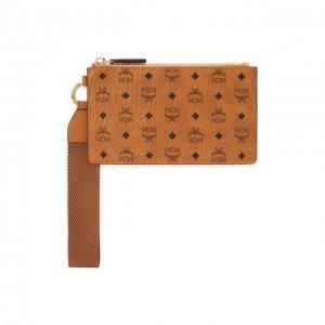 Футляр для документов MCM. Цвет: коричневый
